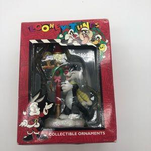 Looney Tunes Sylvester & Tweety Ornament NEW
